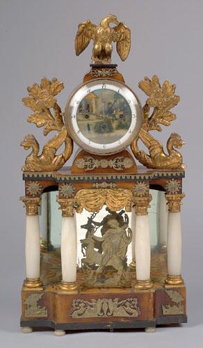 Uhren Zielsetzung Zentra Tischuhr Kaminuhr Quarz Gefertigt Nach 1950